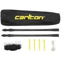 Siatka+ słupki badminton carlton
