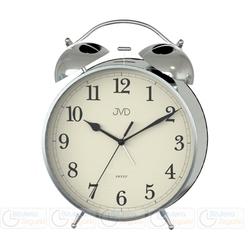Zegar - budzik jvd srp2107.1 do postawienia lub powieszenia.