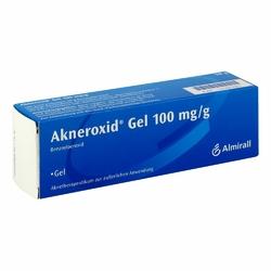 Akneroxid 10 żel na trądzik
