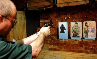 Strzelanie policyjne - warszawa