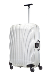 Walizka Samsonite Lite-Locked 69 cm - Biały || Off White