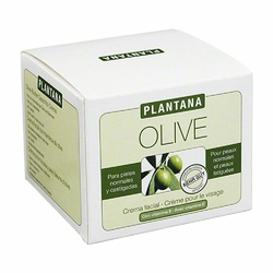 Plantana krem do twarzy z masłem oliwkowym