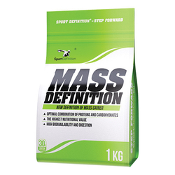 SPORT DEFINITION Mass Definition - 1000g - Strawberry