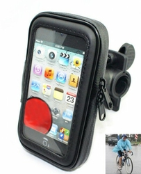 Wodoodporny uchwyt rowerowy na smartfon