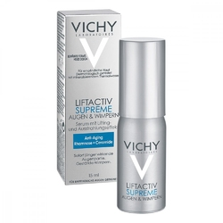 Vichy liftactiv serum 10 oczy  rzęsy