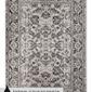 Carpet decor :: dywan tebriz antrasit 160x230cm
