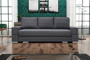Sofa rozkładana panama z pojemnikiem