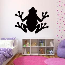 Naklejka tablicowa 024 żabka
