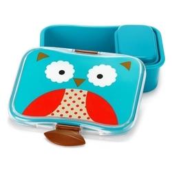 Pudełko śniadaniowe - sowa