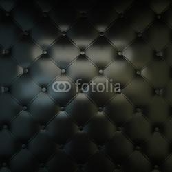 Obraz na płótnie canvas czteroczęściowy tetraptyk sepia luksusowa, zapinana na guziki czarna skóra