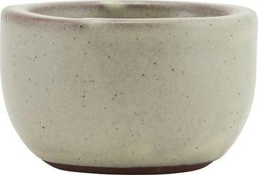 Kieliszek na jajko nicolas vahe piaskowy