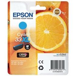Tusz Oryginalny Epson T3362 C13T33624010 Błękitny - DARMOWA DOSTAWA w 24h
