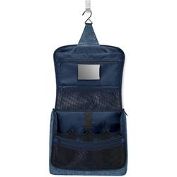Kosmetyczka podróżna reisenthel toiletbag xl twist blue rwo4027