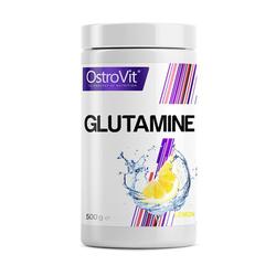 OSTROVIT L-Glutamine + Taurine - 500g - Lemon