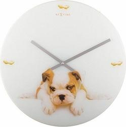 Zegar ścienny Puppy