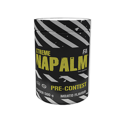 FITNESS AUTHORITY Xtreme Napalm Pre-Contest - 500g - Cherry Apple