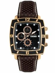 Męski zegarek GINO ROSSI - MIDNIGHT zg139e