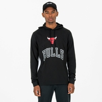 Bluza New Era Chicago Bulls Contrast Panel Pullover Hoodie - 11935259 - Chicago Bulls