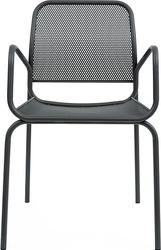 Krzesło Nasz antracytowe