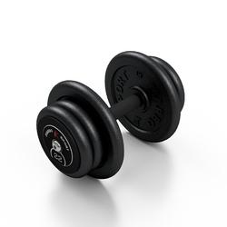Hantla skr�cana na sta�e 22 kg - Marbo Sport - 22 kg
