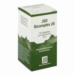 Jso Bicomplex Heilmittel Nr. 28