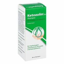 Ketozolin 2 Shampoo