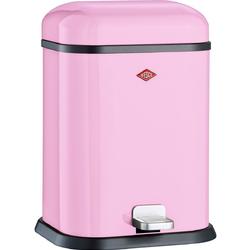 Kosz na śmieci różowy Single Boy 13 litrów Wesco 132212-26