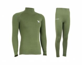 Bielizna termoaktywna oddychająca komplet bluza + legginsy rozm. M