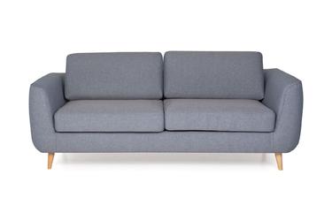 Sofa trzyosobowa Mineola ACTONA skandynawska szara