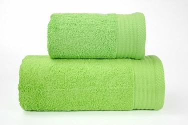 Ręcznik PERFECT Greno pistacjowy - pistacjowy