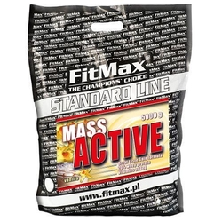 FITMAX Mass Active - 5000g - Vanilla