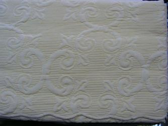 Poszewka dekoracyjna BAROK Greno kremowy - kremowy