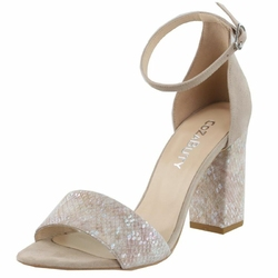 Beżowe Sandały Vogue CoZaButy