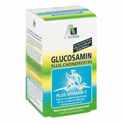 Glucosamin 750 mg + Chondroitin 100 mg Kapseln