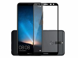 Szkło Mocolo Full Glue na cały ekran Huawei Mate 10 Lite czarne