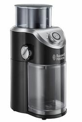 Młynek do kawy RUSSELL HOBBS 23120-56  mechanizm żarnowy  regulacja grubości mielenia  140 W