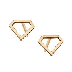 kolczyki złoto 58514k