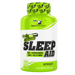 Sport Definition SLEEP AID 120