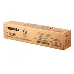Toner Oryginalny Toshiba T-FC25EY 6AJ00000081 Żółty - DARMOWA DOSTAWA w 24h