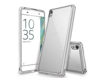 Etui Ringke Fusion Sony Xperia XA Crystal View - Przezroczysty
