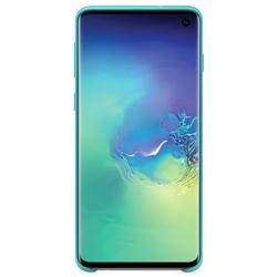 Samsung Etui Silicone Cover Galaxy S10 zielone