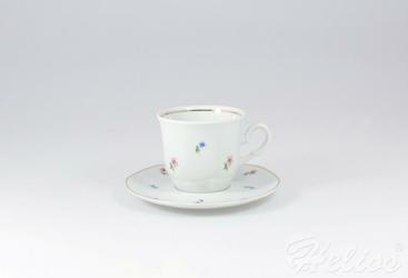 Filiżanka do kawy 0,20 l ze spodkiem wysoka - 0112 JASTRA