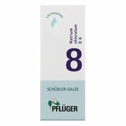 Biochemie Pflueger 8 Natrium chlorat.D 6 Tropfen