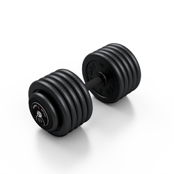 Hantla skr�cana na sta�e 57 kg - Marbo Sport - 57 kg