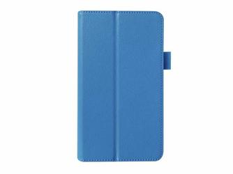 Etui STAND COVER Huawei Media Pad T1 7.0 Niebieski - Niebieski