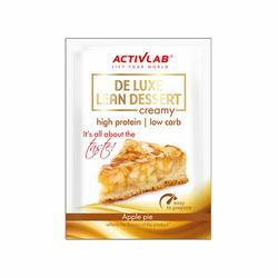 Activlab De Luxe Lean Dessert 30 g Deser Białkowy - Apple Pie