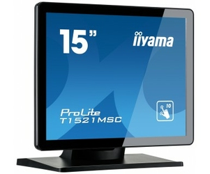 Monitor LED IIYAMA T1521MSC-B1 15 dotykowy - Szybka dostawa lub możliwość odbioru w 39 miastach