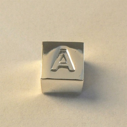 Litera A - kostka
