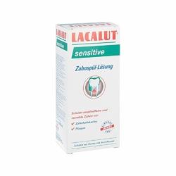 Lacalut sensitive płyn do płukania zębów