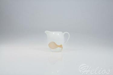 Dzbanek do mleczka 0,25 l - OLYMPIA  Chantal złota